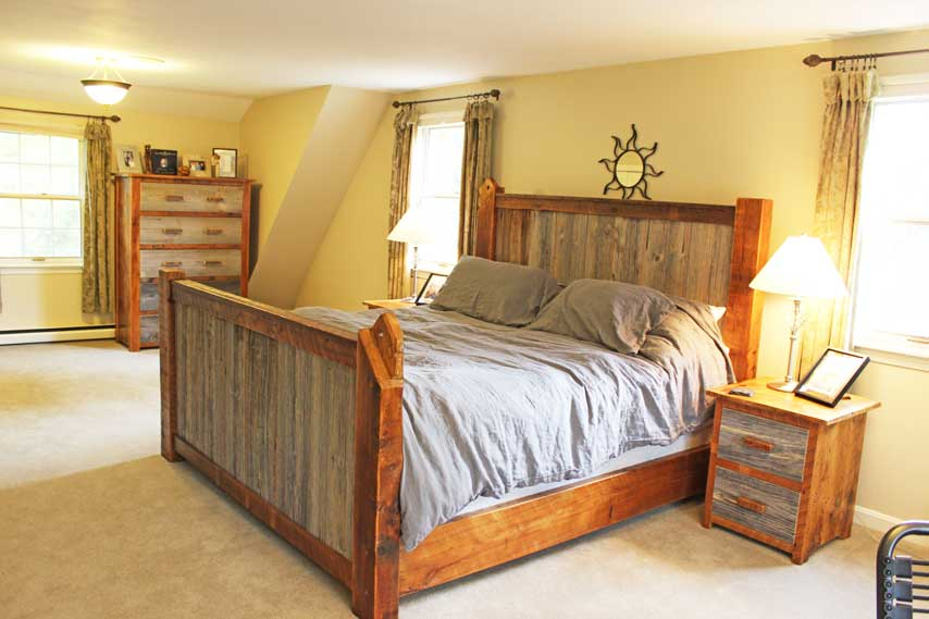 Bedroom Rustic Furniture Maine